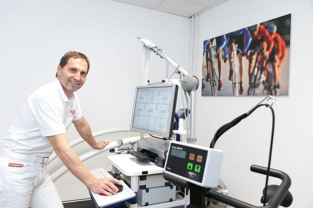 Doz. DDr. Manfred Wonisch - Sportkardiologe in Graz